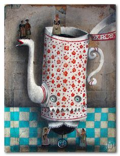 cafetera  http://pantonedesign.blogspot.com/