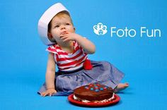 Smash the cake, sailor Kyla