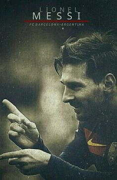 Leo Messi More than a player Lionel Messi, Messi And Neymar, Messi Soccer, Soccer Boys, Fc Barcelona, Barcelona Football, Good Soccer Players, Best Football Players, Messi Life