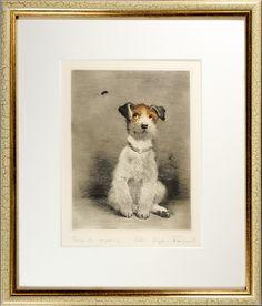 クルト・メイヤー・エベルハート「犬と蜂」