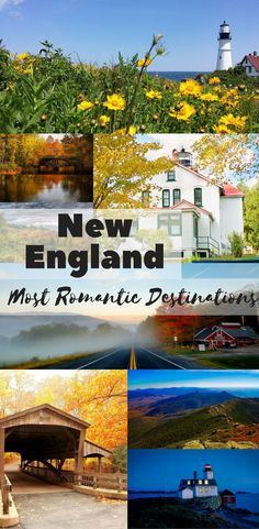 5 weekend road trips in new england that also make great for East coast destinations for couples
