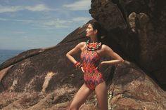 Estampa 6704 var.02 #tdb #beachwear #print #summer #resort #resortwear  tdb.com.br