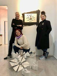 Misha Dare, Raffaella Losapio, Deborah Wargon at BALTIC, Studio.ra (1.12.2017 Roma)