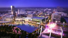 """Gallery of New, Innovation-Driven, """"Smart City"""" Will be Built Just South of Boston - 1"""