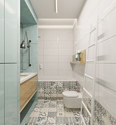 Small bathroom decor - Tips for tight spaces - Shower Remodeling