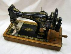 datant vieilles machines à coudre de chanteur différence entre la rencontre de quelqu'un étant copain copine