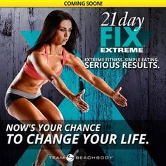 Want to change your body in 21 days??? 2 MORE DAYS until 21 day fix extreme will be available PM me for details. #beachbody #21dayfixextreme #fitness #yougotthis #getfitin2015 #changeyourlifestyle   www.facebook.com/groups/accountabilityandsupport/