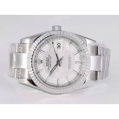 swatches.co.uk - Cheap Rolex Datejust Automatic With With White Dial