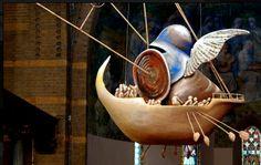 In het centrum van de stad waar Jeroen Bosch is geboren ligt het Jheronimus Bosch Art Center In een voormalige kerk Hinthamerstraat 175. Iedereen kan hier genieten van zijn nalatenschap. Bewonder deze unieke collectie! #Kunst #Denbosch #Jeroenbosch