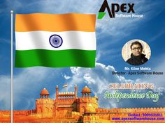 Apex Software House #HappyIndependenceDay#2019 We belong to India a nation of pride Have a great Independence Day 2019. www.apexsoftwarehouse.com Mo : 9099531811 #BulkSMSService #BulkSMSProviderinBhavagar  #CheapestBulkSMSProvider #DigitalMarketingUsingBulkSMS #BulkSMSforBusiness #Bhavnagar#Gujarat#India Software House, Happy Independence Day, Letting Go, Pride, India, Text Posts, Goa India, Lets Go, Move Forward
