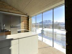 Gallery - Log House / JVA - 11