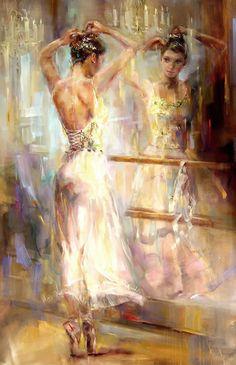 Anna Razumovskaya Soul Reflection