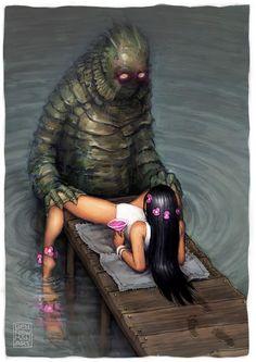 Creature fron the Black Lagoon