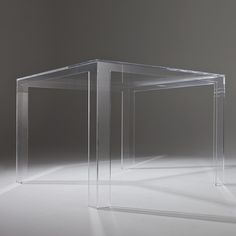 Kartell - Invisible Table - Crystal