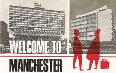 The Shrieking Violet: Manchester Modernist Society Rainy City, Manchester England, Concrete Wall, Graphic Prints, Street Photography, Advertising, Mid Century, Blog, Pictures