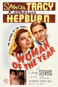 Woman of the Year ~ 1942