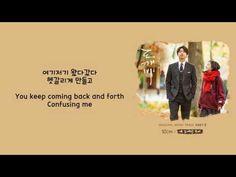 [가사]10cm - 내 눈에만 보여 [도깨비 OST Part 2] ENGLISH LYRICS - YouTube