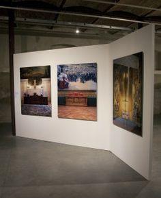 """Photographies """"Lieux de représentations, Jérôme Bohée, Jeune création 2010"""