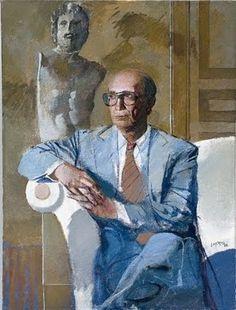 Portrait of the officer George-Alexander A. Greek Art, Art Database, Portrait, Artwork, Paintings, Artists, Work Of Art, Headshot Photography, Men Portrait
