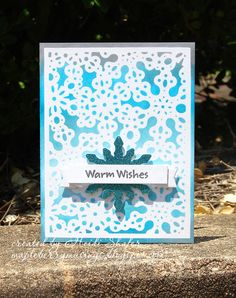 Mapleberry Musings: Camp Create: Warm Wishes