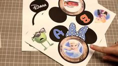 How to Make Disney Cruise Magnets: Magnet Paper vs. Lamination