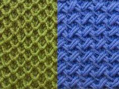 Симпатичные плотные узоры для вязания спицами. Забирайте в копилку – обязательно пригодятся. УЗОР 1 Кол- петель кратно 2. Рисунок узора — на изнаночной стороне. 1 ряд -[1 лицевая, 1 петлю снять с на…