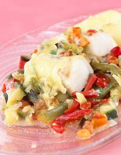 Torsk i form | www.greteroede.no | www.greteroede.no Potato Salad, Potatoes, Ethnic Recipes, Potato