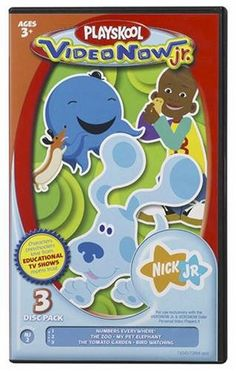 Kids' Personal Video Players - Videonow Jr Personal Video Disc 3Pack Nick Jr 2 -- Details can be found by clicking on the image.