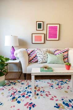HOW TO: Style a Sofa with Caitlin Wilson Textiles | Rue