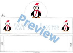 Editable Crown Name with Penguins by Ema La Scoala Classroom Rules, Classroom Decor, Make A Crown, First Day Of School, Penguins, Worksheets, Texts, Kindergarten, Presentation