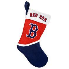Boston Red Sox Basic Holiday Stocking - 2015