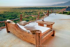 Private view of Great Rift Valley, Shompole Lodge, Kenya