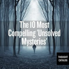 10 Creepiest stories on Unsolved Mysteries, scary but will make you laugh Creepy Stories, Ghost Stories, Horror Stories, True Stories, Paranormal Stories, Mystery Stories, Mystery Of History, Unexplained Mysteries, Haunted Places
