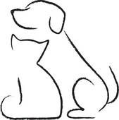 Easy drawings of dogs cat and dog drawing dog drawing simple dog drawings line drawing easy . easy drawings of dogs Cat And Dog Drawing, Dog Drawing Simple, Dog Line Drawing, Drawing Animals, Drawing Ideas, Cat Icon, Cat Tattoo, Cat And Dog Tattoo, Easy Drawings
