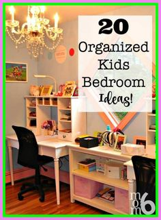 You Should Experience Kids Room Organization At Least Once In Your Lifetime And Here's Why -