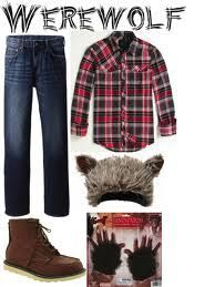 halloween wolf costume | Wolfman the Werewolf - Boys Halloween Costumes [ES003619] - £29.95 ... | costume ideas | Pinterest | Wolf costume Boy halloween ...  sc 1 st  Pinterest & halloween wolf costume | Wolfman the Werewolf - Boys Halloween ...