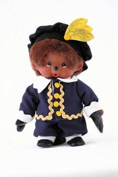 zwarte piet monchichi  sc 1 st  Pinterest & 226 best Monchhichi doll images on Pinterest | Plush Plushies and ...
