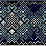 Smøyg Fra Wikipedia Smøyg er en gammel broderiteknikk som går ut på å veve broderitråden opp og ned gjennom stoffet slik at det dannes et geometrisk mønster. Diy Projects To Try, Needlework, Cross Stitch, Traditional, Embroidery, Pattern, Design, Stitching, Punto De Cruz