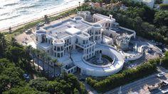 Luxury Homes - Charleston Mega Mansions, Mansions Homes, Luxury Homes Dream Houses, Luxury House Plans, Palais Royal, Le Palais, Florida Mansion, Mansion Designs, Ocean Front Property