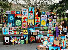 Jackson Square in New Orleans French Quarter – Nola Neighborhoods