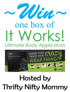 Find out more about It Works! Ultimate Body Applicator wraps so your skin can be beach-body ready for swimsuit season!