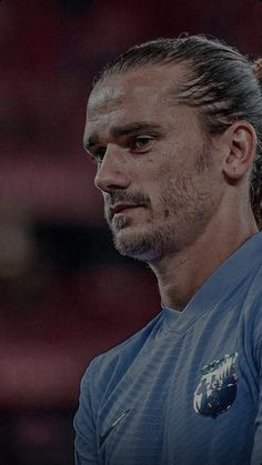 Antoine Griezmann, Fc Barcelona, Soccer Backgrounds, Idol, Fictional Characters, Football Players, Wall, Long Party Dresses, Athlete