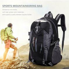 abaad16552 Fr 30L Sac à dos de Montagne étanche extérieur sport randonnée camping  voyage - sacs de