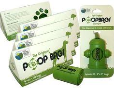 The Original PoopBags 5PBUB002