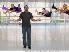 photos  by alvin ailey | Robert Battle, artistic director at Alvin Ailey