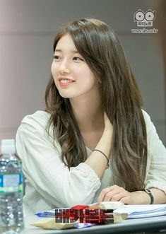 """[Photos] Script Reading Stills Added for the Upcoming Korean Drama """"Vagabond"""" @ HanCinema :: The Korean Movie and Drama Database Miss A Suzy, Photography Poses Women, Lee Seung Gi, Bae Suzy, Stunningly Beautiful, Her Smile, Korean Actresses, Her Music, Celebs"""