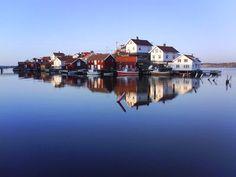 Gullholmen, Sweden.