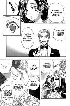 "Kyuuketsuki no Uruwashiki Kekkon: C.03 ""The Beautiful Lady and the Vampire"""
