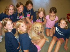 Grand Rapids, MI Humane Society - summer camp for kids!