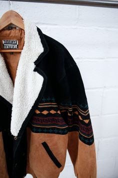 McPherson Navajo Bomber   Arizona Vintage Clothing